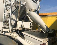Scania concrete pump 124- 360