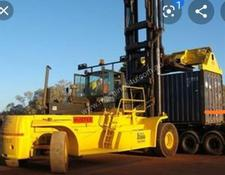 Hyster container handler ECK STACKER CARRETILLA 3010 ECK STACKER CARRETILLA