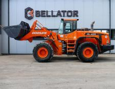 Doosan wheel loader DL400