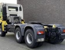MAN tractor unit TGS 33.500 BBS